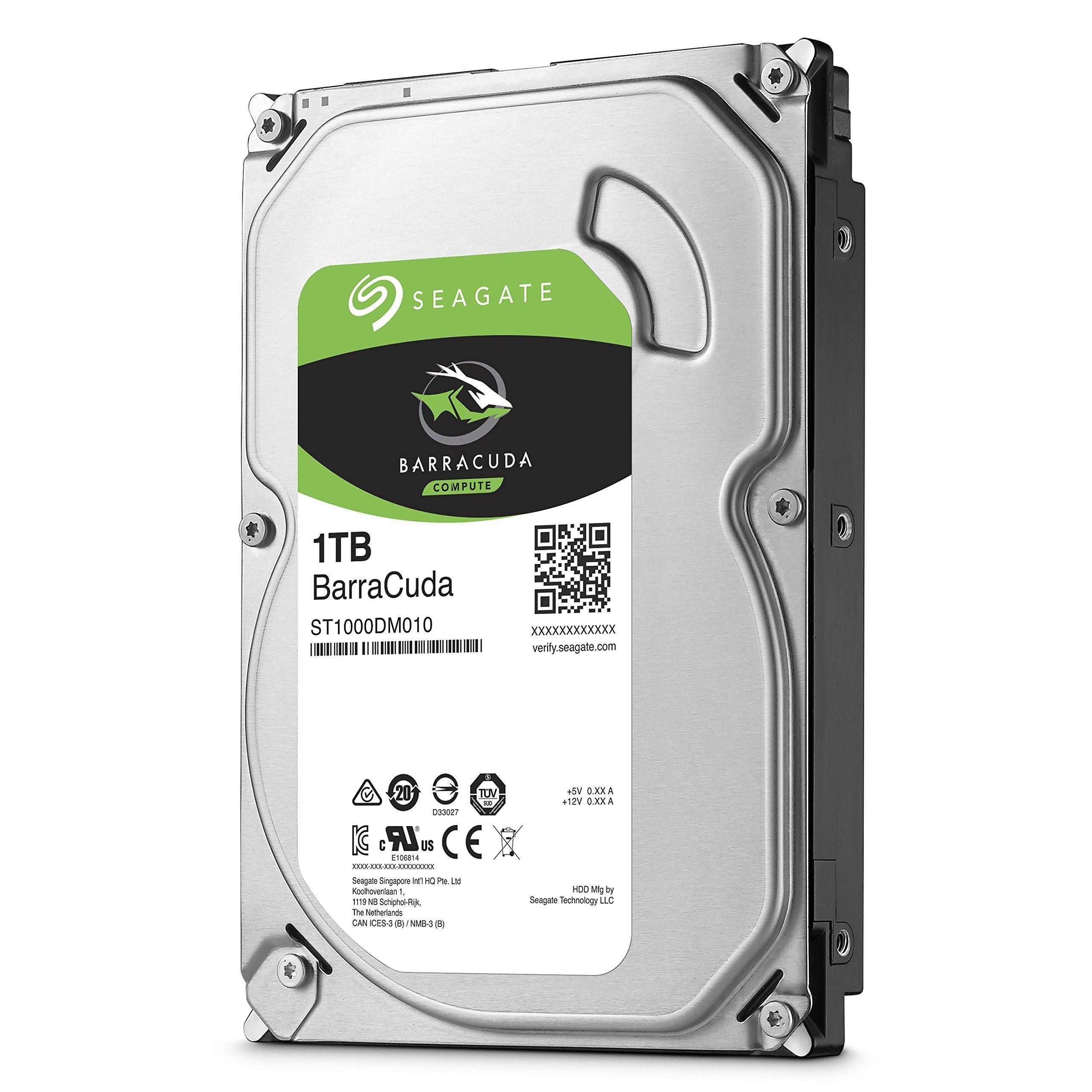 SEAGATE 500GB 3.5 SATA III 32MB ST500DM009 Barracuda Guardian