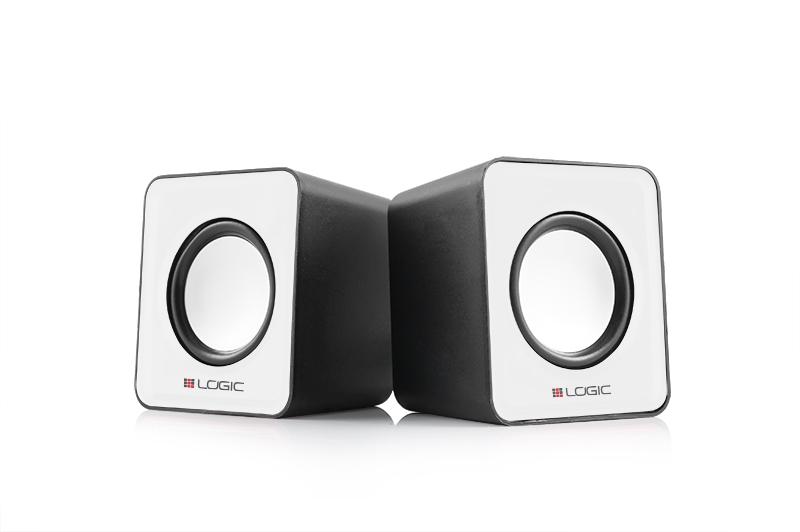 Modecom LS-09 White 2.0 Sistem zvučnici