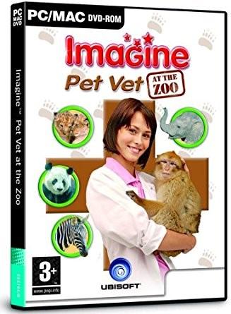 PC Imagine Pet Vet at the ZOO