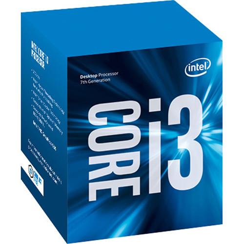 1151 INTEL Core i3-7300 2-Core 4.0GHz Box