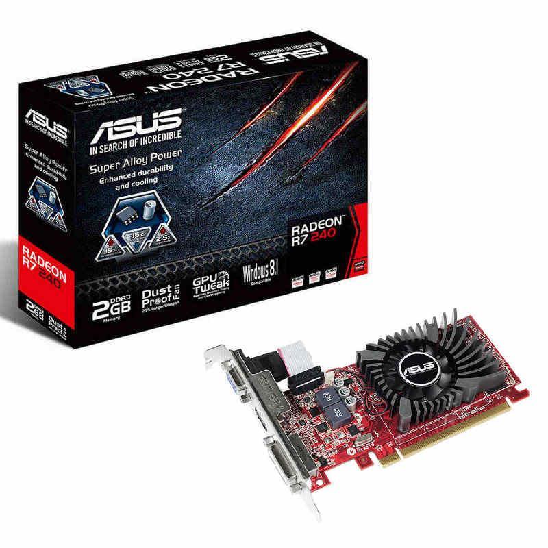 Asus Radeon R7 240 R7240-2GD3-L