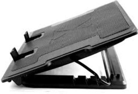 GEMBIRD NBS-2F17T-01 Notebook cooling stand with height adjustment up to 17