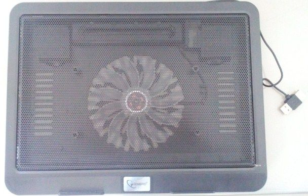 GEMBIRD NBS-1F15-01 Notebook cooling stand up to 15