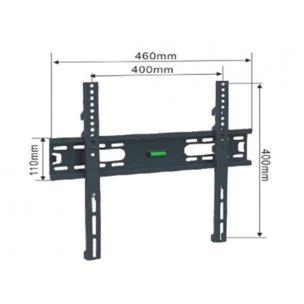 Alpha Support Fix 3255 nosac za TV 32- 55,do 50kg, crn