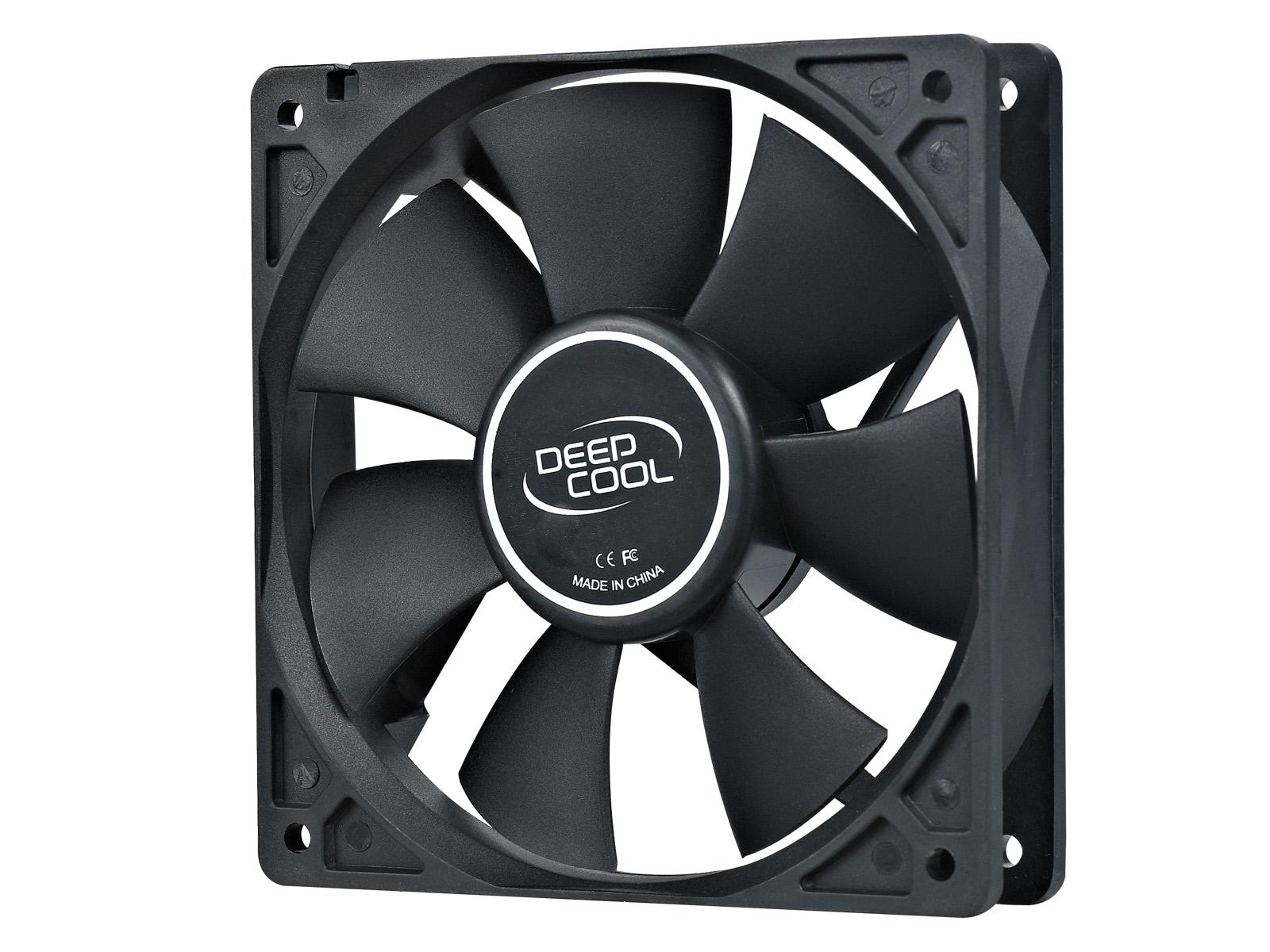 DEEPCOOL DeepCool XFAN120 120x120 mm venitlator za kuciste, hydro bearing Ventilatori i kuleri za kućišta