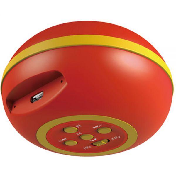 Genius SP-906BT RED Bluetooth zvučnik