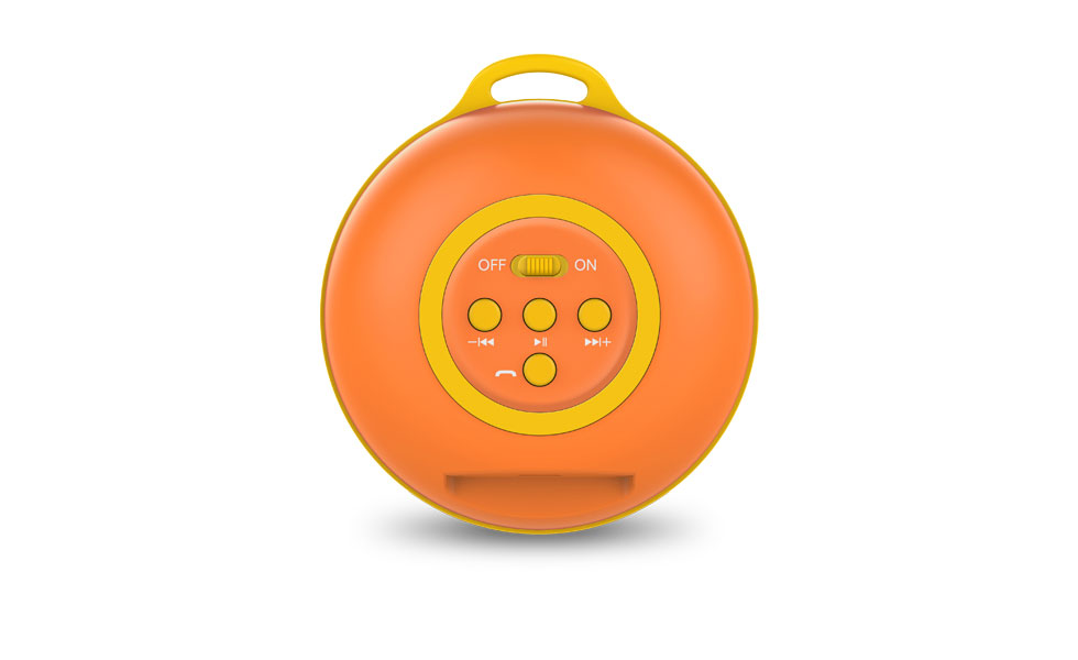 Genius SP-906BT ORANGE Bluetooth zvučnik