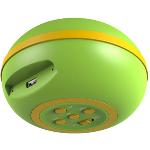 Genius SP-906BT GREEN Bluetooth zvučnik