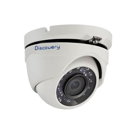 Discovery DCD-T0C65EC2-IRM (2.8mm) HD-TVI dome
