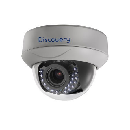Discovery DCND-2012DC2F-I (2.8mm) IP Dome