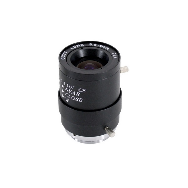 Avicom Manuelni Iris 2.8-12mm CS mount