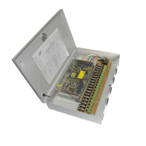Avicom TX-04 18-kanalno napajanje za kamere