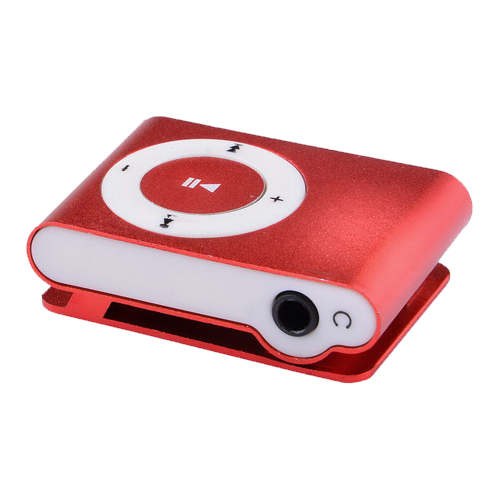 MP3 player GIGATECH GMP-03 RED