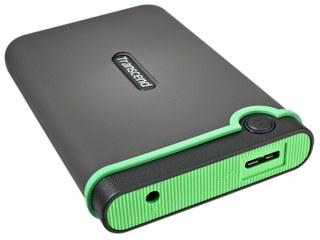 TRANSCEND M3 Series 2.5 500GB USB 3.0 TS500GSJ25M3 Gray/Green