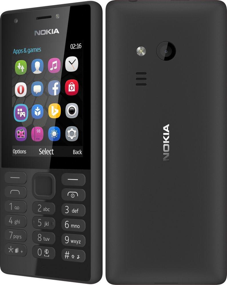 Nokia 216 DS Light Grey Dual Sim