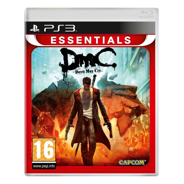 Capcom PS3 Devil May Cry Essentials