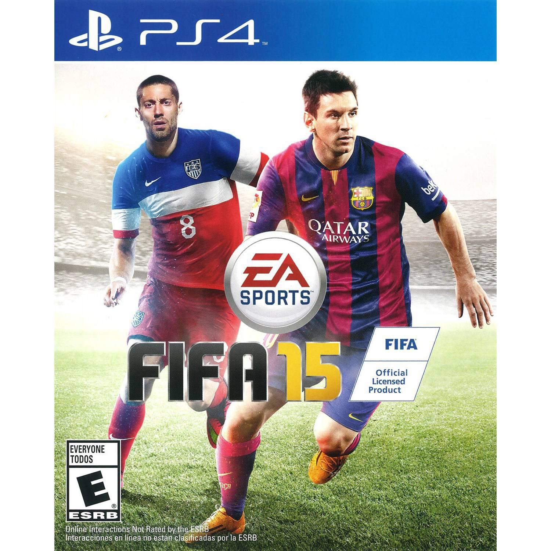 Electronic Arts PS4 FIFA 15