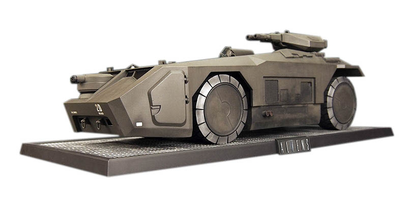 Aliens Statue 118 Armored Personnel Carrier