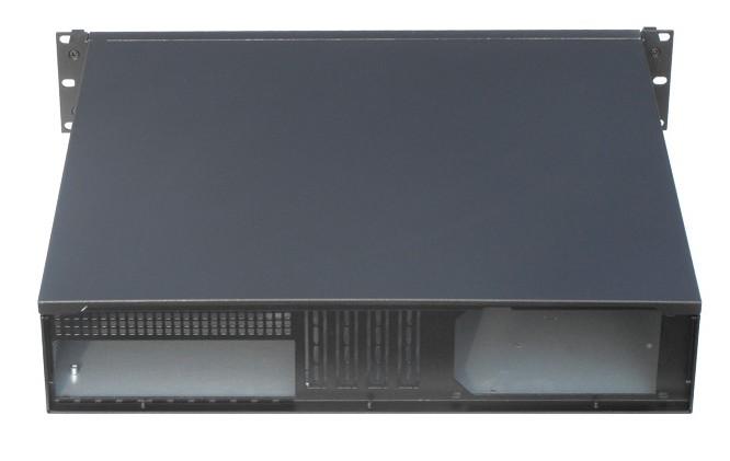 GEMBIRD 19CC-2U-01 Gembird 19 rackmount serversko kuciste 2U 430 x 400 x 88 mm Serverska kućišta