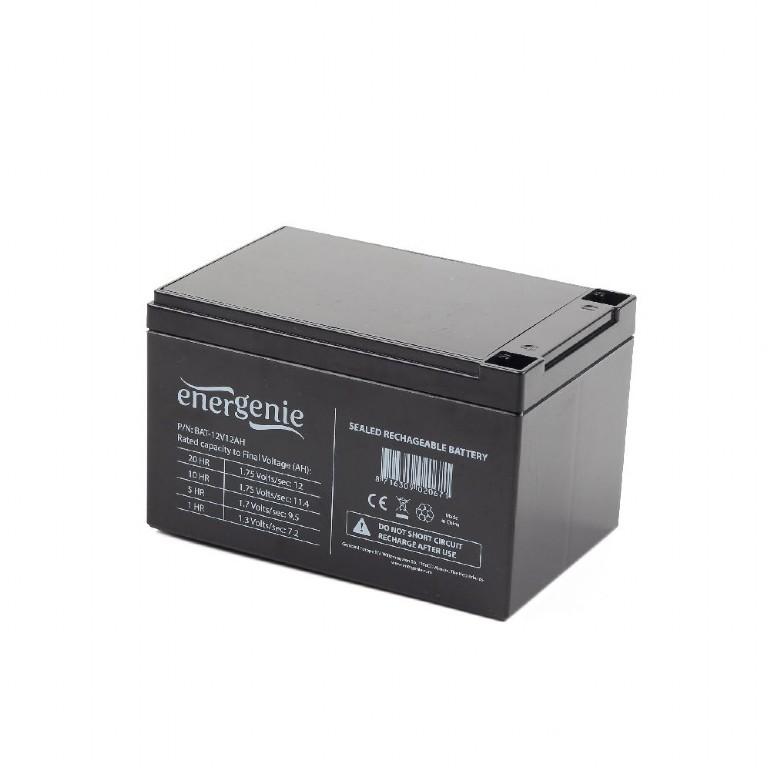 GEMBIRD BAT-12V12AH Rechargeable battery 12 V 12AH for UPS