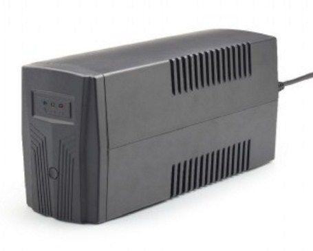 GEMBIRD EG-UPS-B650 650VA 390W AVR  UPS 2x Shuko output sockets