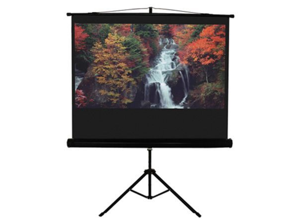 Alpha (1604-70x70) Platno za projektor 178x178 cm, 1:1, tripod