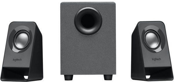 LOGITECH Z211 2.1 Multimedia crni zvučnici
