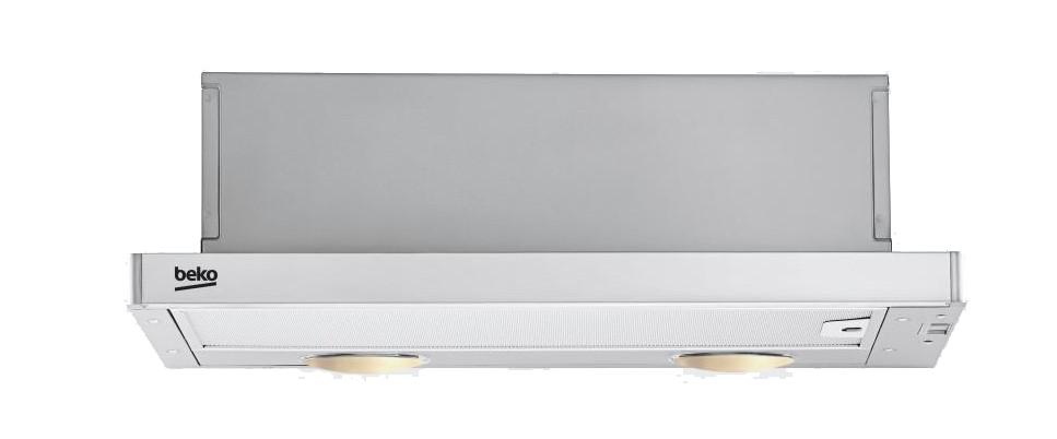 BEKO CTB 6250 X aspirator 59,8 x 17,5 x 28 cm