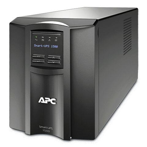 UPS APC SMT1500I, SMART 1500VA LCD