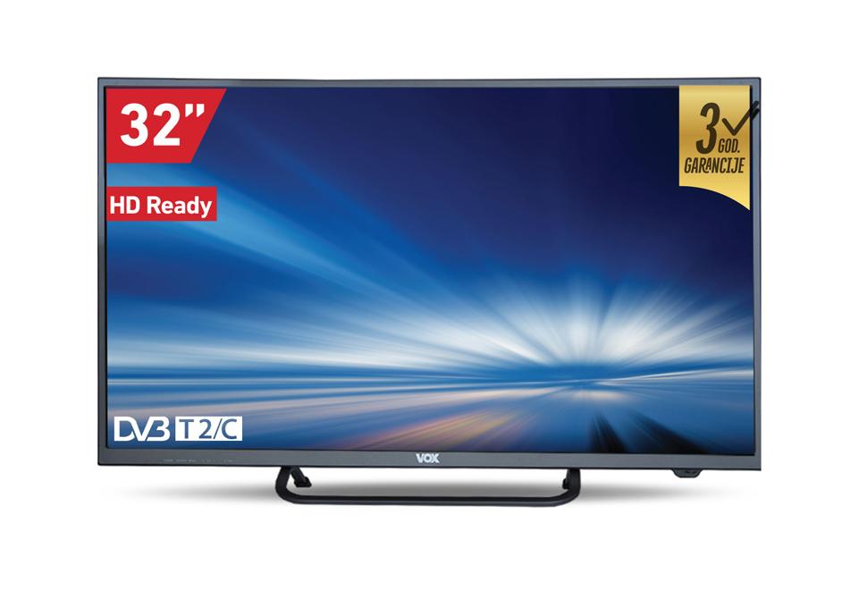 VOX 32 32DSM470B LED SMART HD Ready TV