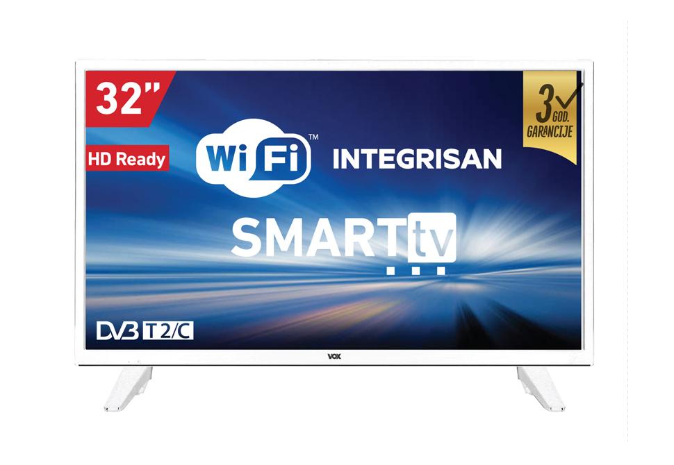 VOX 32 32DSW472W LED SMART TV
