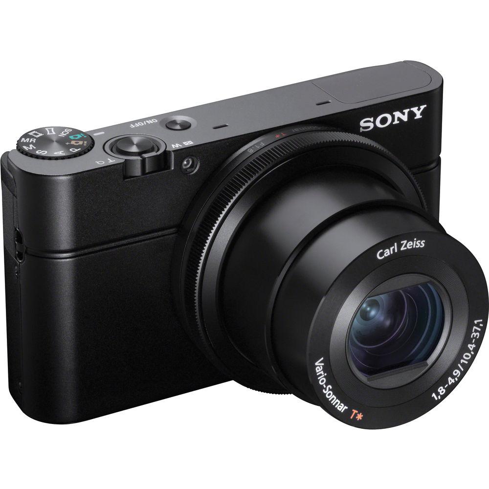 SONY Cyber-Shot DSC-RX100 digitalni aparat