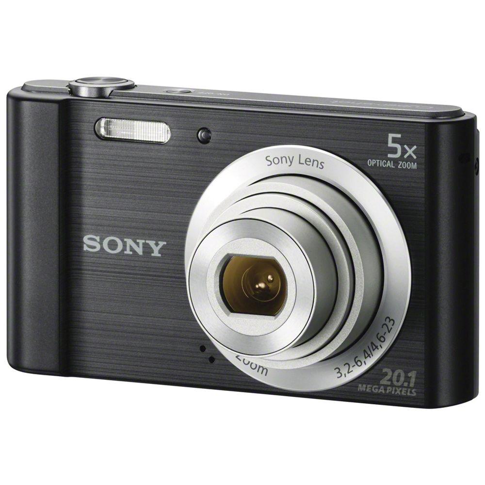 Sony Cyber-shot DSC-W800 silver digitalni aparat