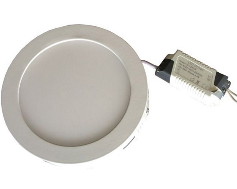 ELIT+ ELS0082 LED panel nadgradni 12W okrugli beli