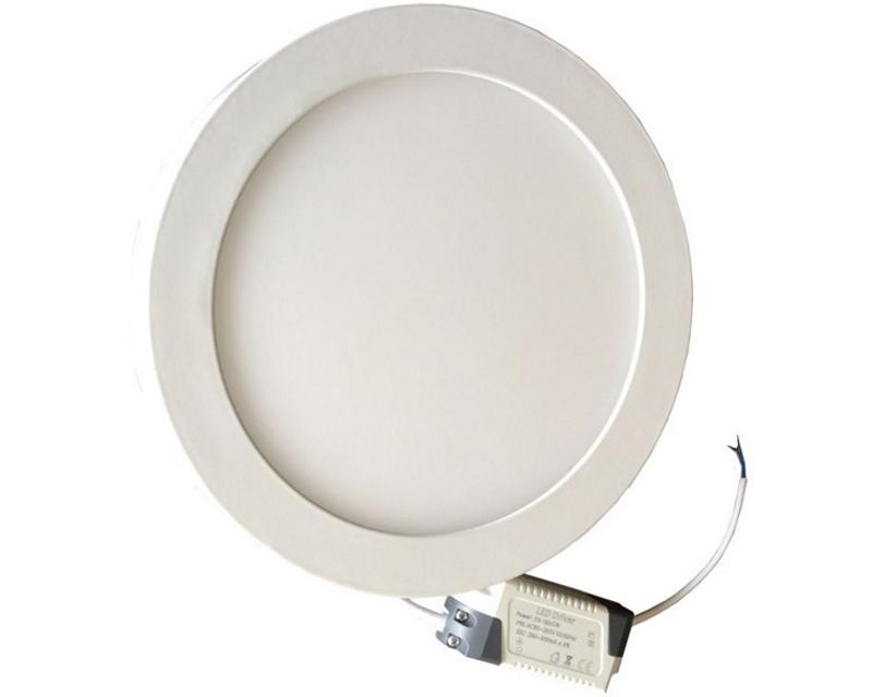 ELIT+ ELS0084 LED panel nadgradni 18W okrugli beli
