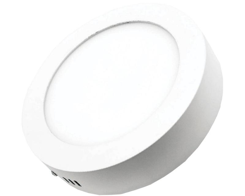 ELIT+ ELS0083 LED panel nadgradni 18W okrugli beli