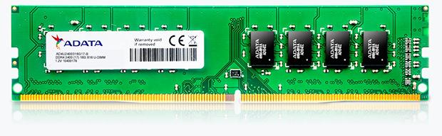 AData DDR4 4GB 2400MHz AD4U2400J4G17-B
