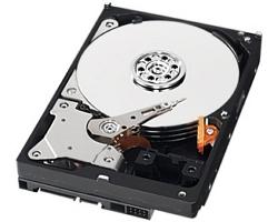 WD 320GB+ SATA2 8MB 7200 WD3200AVVS