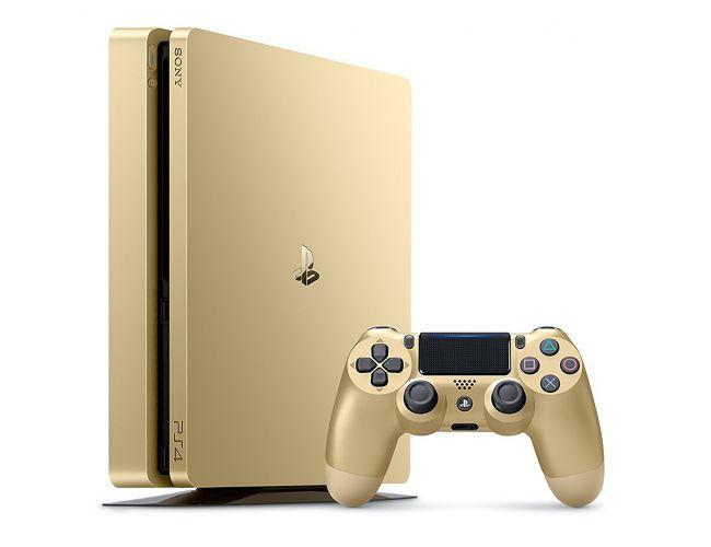 PlayStation PS4 500GB Zlatna