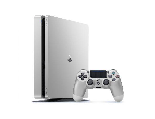 PlayStation PS4 500GB Srebrna