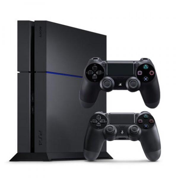 Sony PlayStation PS4 1TB + extra Dualshock