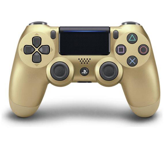 PS4 Cont Gold Kontroleri