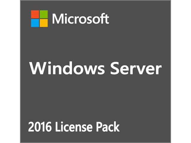 HPE Microsoft Windows Server 2016 5 Device CAL