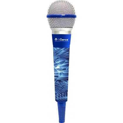 iDance Microphone CLM5 Blue