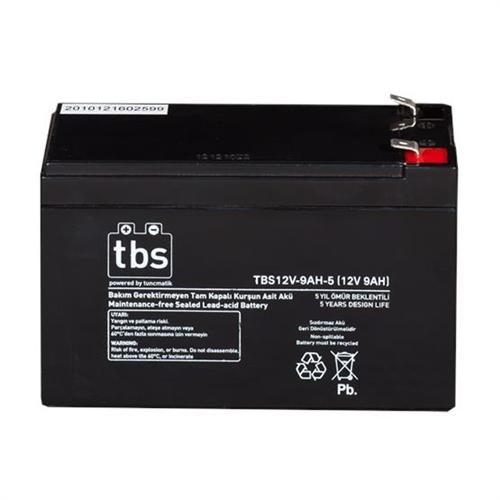 UPS Battery Tuncmatik TBS 12V-9ah-5