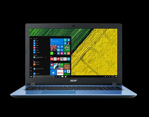 Acer A315-31-C7V8 (NX.GR4EX.005) 15.6 Intel Celeron N3350 4GB 500GB Intel HD Blue