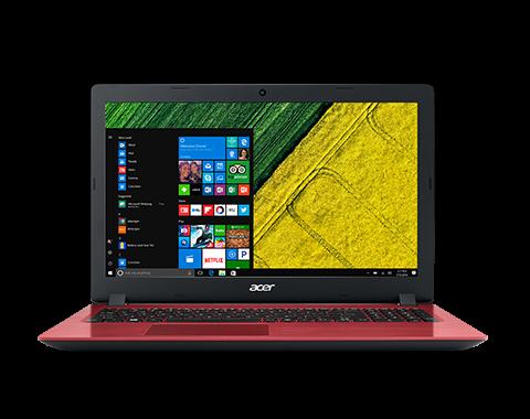 ACER Aspire A315-31-C167 15.6 Intel Celeron N3450 4GB 500GB Intel HD crveni