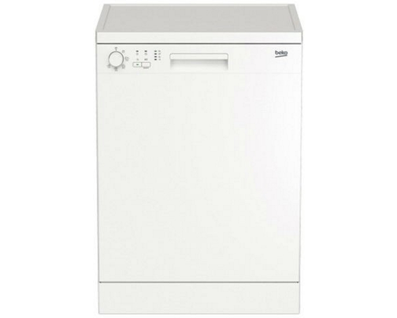 BEKO DFN 05212 W mašina za pranje sudova za 12 kompleta 60.0 x 59.8 x 85.0 cm