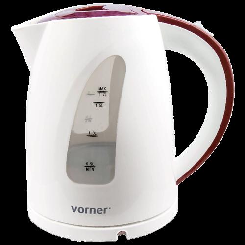 Vorner VKE-0431 2200 W Elektricini bokal za vodu