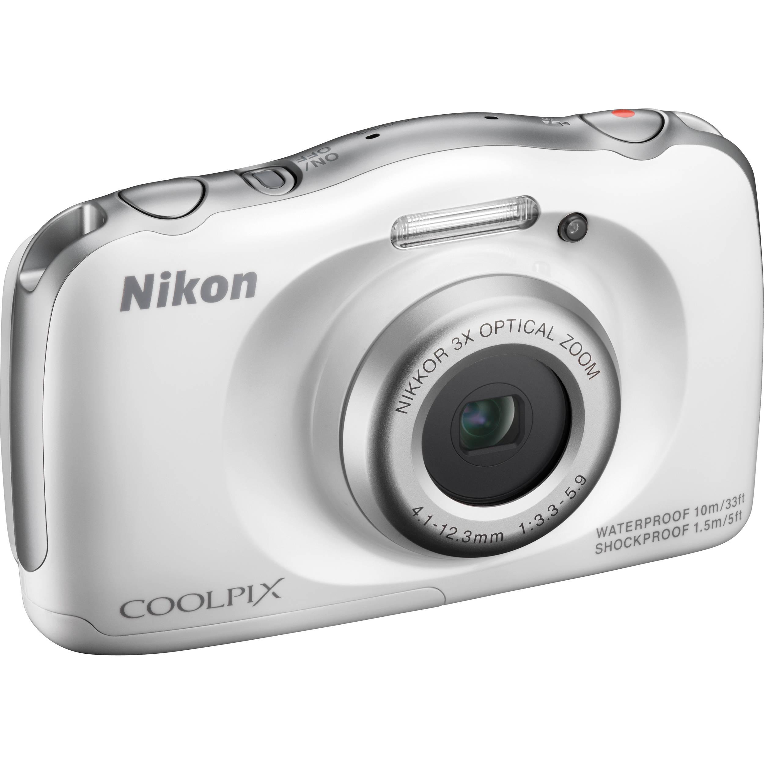 NIKON Coolpix S33 fotoaparat beli